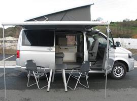 Vehículo camper de Autos Elizasu