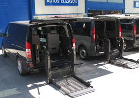 Plataformas de uso particular de Autos Elizasu