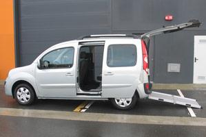 Rebaje de piso en Renault Kangoo de Autos Elizasu