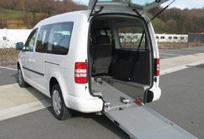 Rebaje de piso en Volkswagen Caddy Maxi de Autos Elizasu