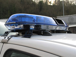 Equipamiento policial de Autos Elizasu