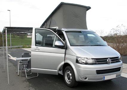 Techo elevado en Volkswagen Caravelle de Autos Elizasu SL