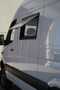 Ventana de furgoneta para camper de Autos Elizasu SL