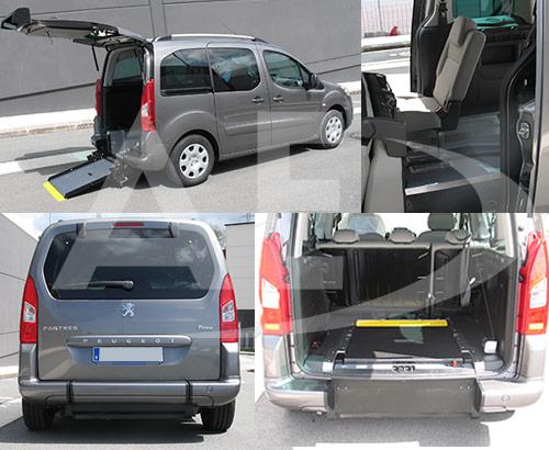 Rebaje de piso Peugeot Partner de Autos Elizasu