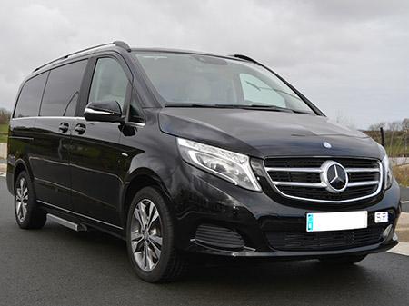 axi Mercedes v larga adaptada para pmr negra