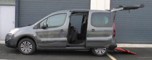 Peugeot Horizon accesible con entrega inmediata vehículo adaptado