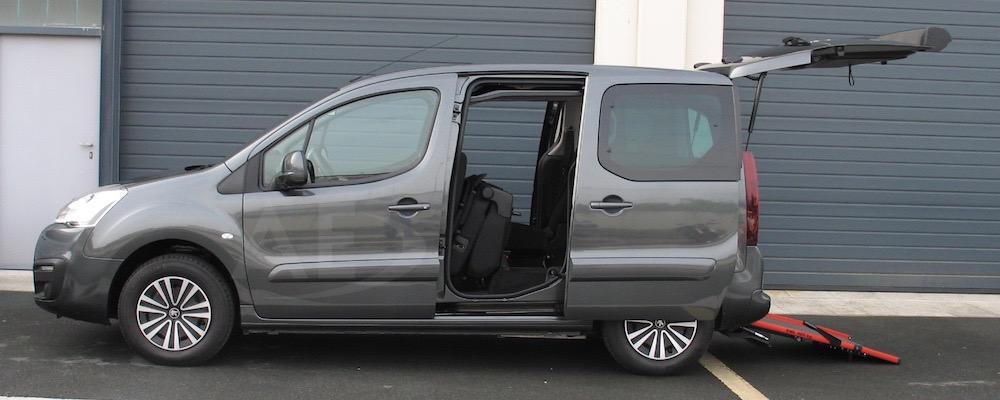 Peugeot Horizon accesible con entrega inmediata